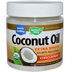 Органическое кокосовое масло от Nature's Way