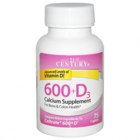 Состав комплекса кальция с витамином D3
