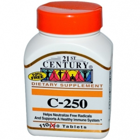 Витамин С - ваш антиоксидант