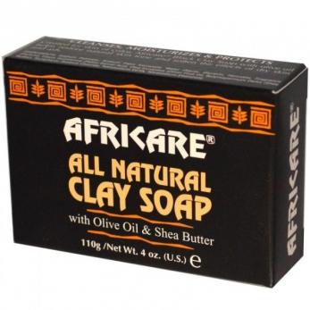 Чёрное африканское мыло