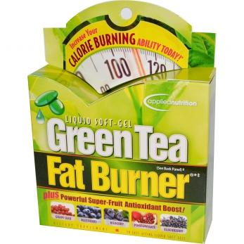 Green Tea – rasvapõletaja ja antioksüdant