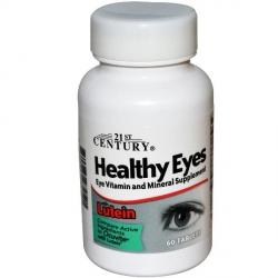 Vitamiinid silmadele koos luteiiniga