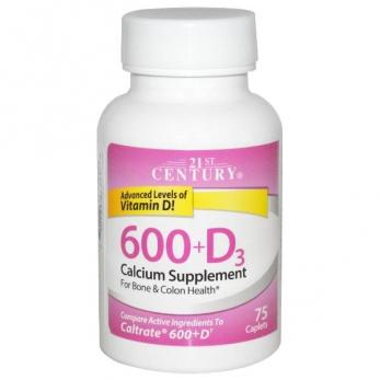 Kaltsium ja D3 vitamiin luudele