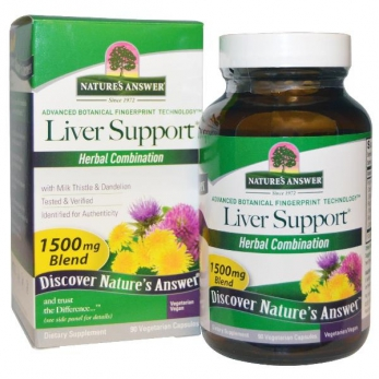 Liver Support – maksa puhastamiseks
