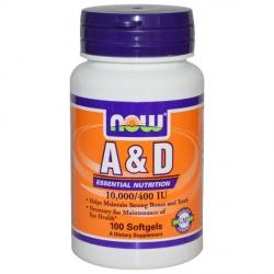 Комплекс витаминов A и D