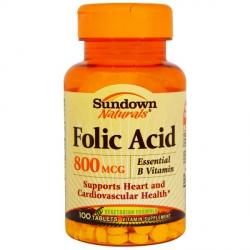 Фолиевая кислота – витамин B9
