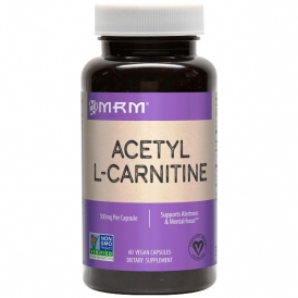 L-Карнитин — 60 капсул по 500 мг.