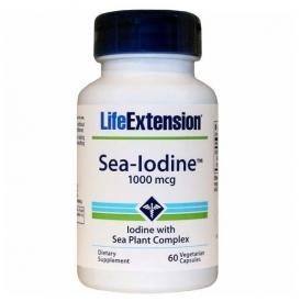 Морской йод - 60 капсул по 1000мкг