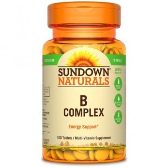 Комплекс витаминов группы B