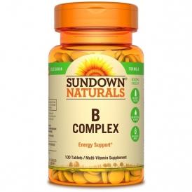 Комплекс витамина B Complex 100 таблеток