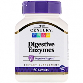 Комплекс ферментов (энзимов) для пищеварения