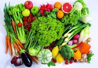 Фрукты и овощи для пожилых