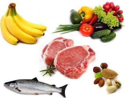 Продукты содержащие витамины для роста