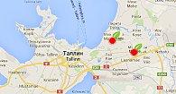 Aadressid Tallinna kaardil