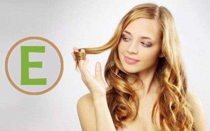 Свойства витамина Е для волос - зачем нужен токоферол?
