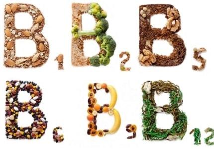 Неватка витаминов группы Б