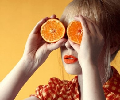 Витамины для красивых женских глаз