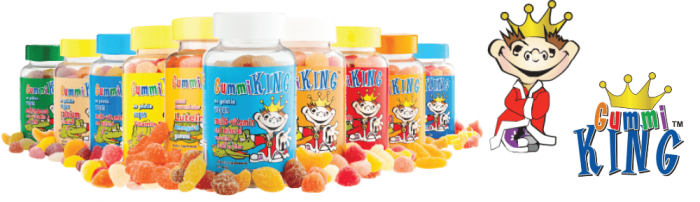 Витамины компании Gummi King