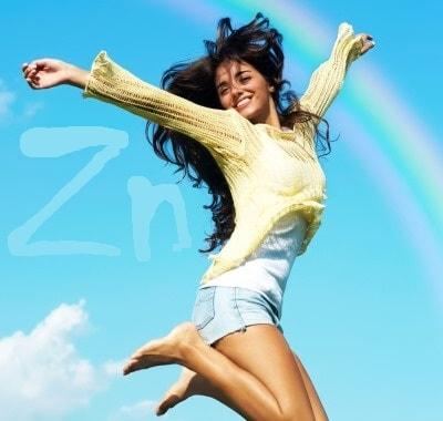 Цинк улучшает здоровье и самочувствие